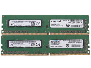 Оперативная память Crucial [CT2K4G4DFS8213] 8 ГБ