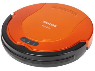 Пылесос-робот Philips FC8802/02 оранжевый
