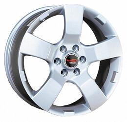 Автомобильный диск Литой LegeArtis NS66 7x17 5/114,3 ET 45 DIA 66,1 Sil
