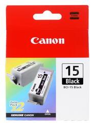 Набор картриджей Canon BCI-15BK