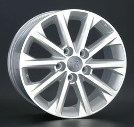 Автомобильный диск литой Replay TY119 6,5x16 5/114,3 ET 45 DIA 60,1 Sil