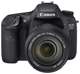 Зеркальная камера Canon EOS 7D Kit 18-85mm IS черный