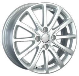 Автомобильный диск литой Replay HND137 6x15 4/100 ET 48 DIA 54,1 Sil