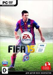 """Игра для PC 2-в-1 """"FIFA 15"""" + Игра в подарок"""
