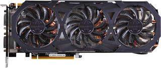 Видеокарта GIGABYTE GeForce GTX 960 [GV-N960WF2CN-2GD]