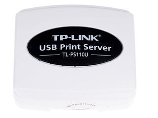 Принт-сервер TP-Link TL-PS110U