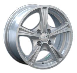 Автомобильный диск Литой LS NG232 7x16 5/110 ET 38 DIA 73,1 Sil