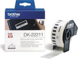 Пленочная клеящаяся лента Brother DK22211