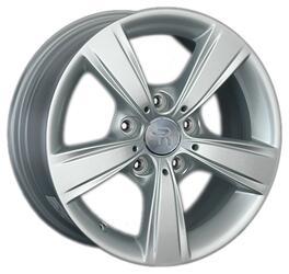 Автомобильный диск литой Replay B158 7x16 5/120 ET 40 DIA 72,6 Sil