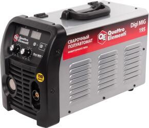 Сварочный аппарат Quattro Elementi Digi MIG 195