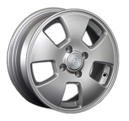 Автомобильный диск Литой Replay RN41 5,5x14 4/100 ET 45 DIA 60,1 Sil