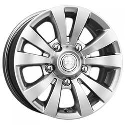 Автомобильный диск Литой K&K Фалкон-Нова 6x15 5/139,7 ET 35 DIA 98 Блэк платинум