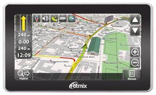 """GPS Навигатор Ritmix RGP-685 6"""""""