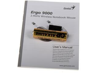 Мышь беспроводная Genius Ergo 9000