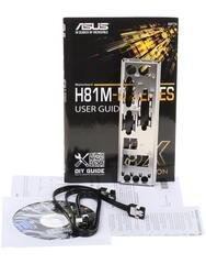 Материнская плата ASUS H81M-D