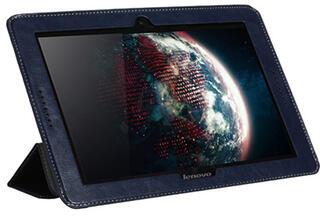Чехол-книжка для планшета Lenovo IdeaTab A7600 синий