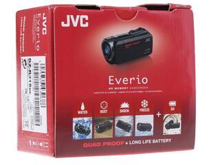 Видеокамера JVC GZ-R315 оранжевый
