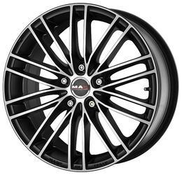 Автомобильный диск литой MAK Rapide 7x16 5/112 ET 42 DIA 76 Ice Black