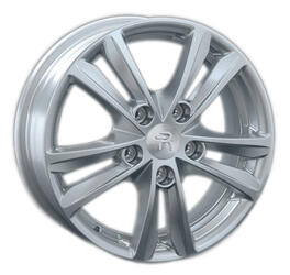 Автомобильный диск Литой Replay HND59 5,5x15 5/114,3 ET 47 DIA 67,1 Sil