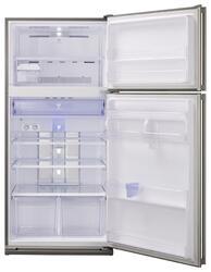 Холодильник с морозильником Sharp SJSC59PVBE бежевый
