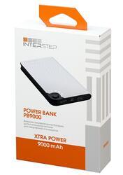 Портативный аккумулятор InterStep PB9000 белый