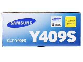 Картридж лазерный Samsung CLT-Y409S