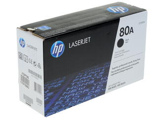 Картридж лазерный HP 80A (CF280A)