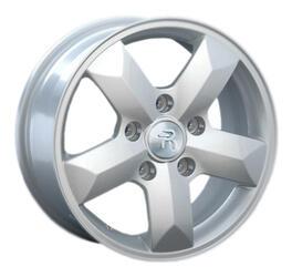 Автомобильный диск Литой Replay SNG7 7x16 5/130 ET 43 DIA 84,1 Sil