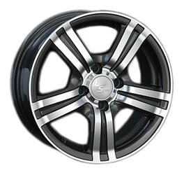 Автомобильный диск Литой LS 256 6,5x15 4/100 ET 40 DIA 73,1 GMF