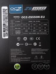 Блок питания OCZ ZS 550W [OCZ-ZS550W]