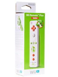 Игровой контроллер Wii U Remote Plus Yoshi Edition зеленый