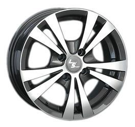 Автомобильный диск Литой LS 247 6,5x15 4/100 ET 40 DIA 73,1 GMF