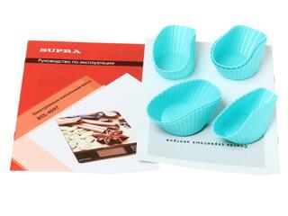 Кухонные весы Supra BSS-4097 белый