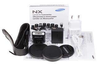 Камера со сменной оптикой Samsung NX500 kit 16-50mm