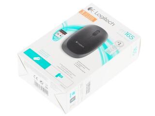 Мышь беспроводная Logitech Mouse M165