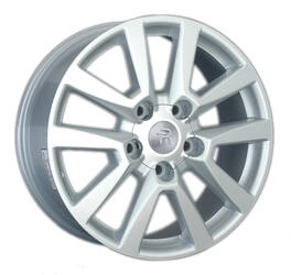 Автомобильный диск литой Replay LX40 8,5x20 5/150 ET 60 DIA 110,1 Sil