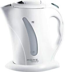 Электрочайник Home Element HE-KT100 белый, серый