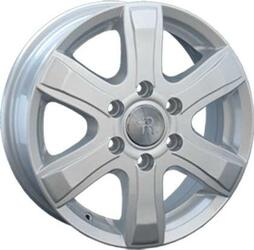 Автомобильный диск литой Replay VV74 6,5x16 6/130 ET 62 DIA 84,1 Sil