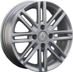 Автомобильный диск Литой Replay RN11 5,5x14 4/100 ET 43 DIA 60,1 Sil