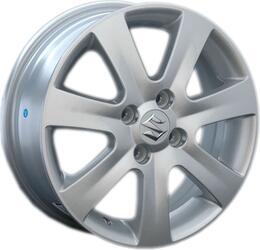 Автомобильный диск Литой Replay SZ13 5,5x15 4/100 ET 50 DIA 54,1 Sil
