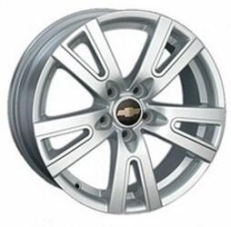 Автомобильный диск Литой LegeArtis GM50 6,5x16 5/105 ET 39 DIA 56,6 Sil