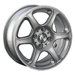 Автомобильный диск Литой LS T097 6,5x15 5/100 ET 38 DIA 73,1 Sil