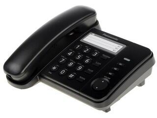 Телефон проводной Panasonic KX-TS2352RUB