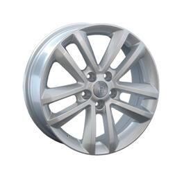 Автомобильный диск литой Replay VV86 7x17 5/150 ET 60 DIA 110,1 Sil