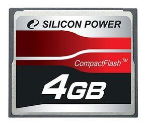 Память Silicon Power (CF) 4 Gb 400x