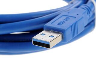 Кабель Noname USB 3.0 - micro USB синий