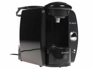 Кофемашина Bosch TAS 4012EE черный