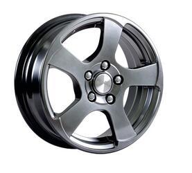 Автомобильный диск Литой Скад Акула 5,5x14 4/98 ET 35 DIA 58,6 Гальвано