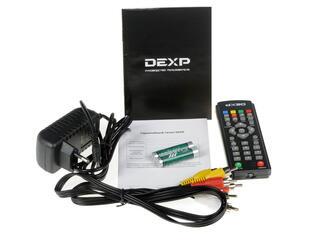 Приставка для цифрового ТВ DEXP AB-116