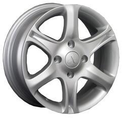 Автомобильный диск литой Replay MI18 6,5x16 5/114,3 ET 38 DIA 67,1 Sil